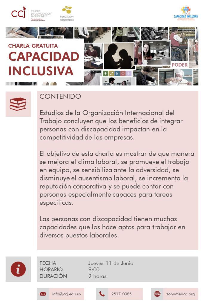 Capacidad Inclusiva